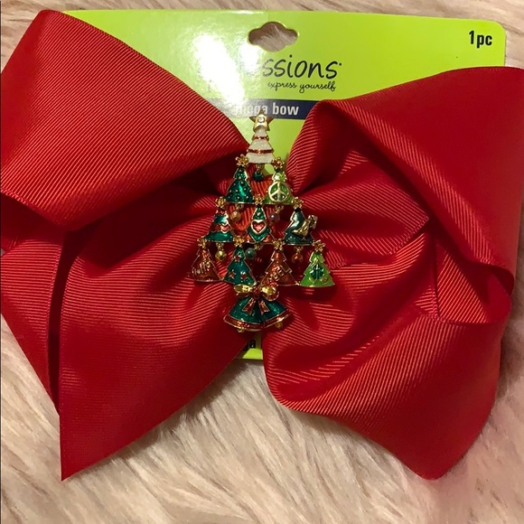 Accessories - Xmas bow